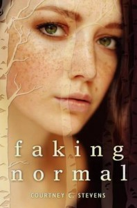Review: Faking Normal by Courtney C. Stevens