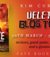 Blog Tour: Delete by Kim Curran
